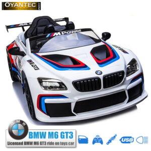 ماشین شارژی سوپر اسپرت BMW M6 GT3