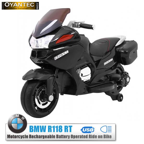 موتور شارژی بی ام و BMW R118-RT