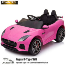 ماشین شارژی جگوار Jaguar F-Type SVR