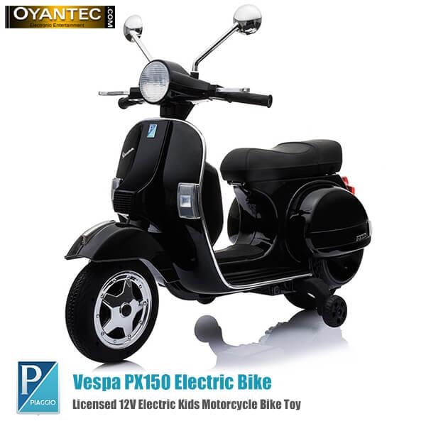 موتور شارژی وسپا Vespa PX150