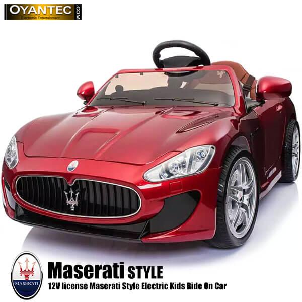ماشین شارژی مازراتی Maserati CT-528