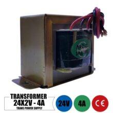 ترانس 24 ولت 4 آمپر دوبل خروجی