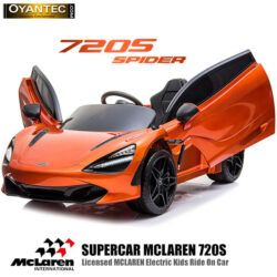 ماشین شارژی سوپر اسپرت مک لارن مدل 720S