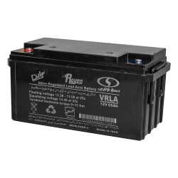 باتری یو پی اس 12 ولت 65 آمپر صبا باتری