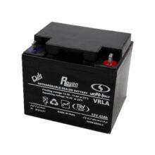 باتری یو پی اس 12 ولت 42 آمپر ساعت صبا باتری