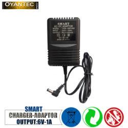 آداپتور 6 ولت 1 آمپر ترانسی SMART