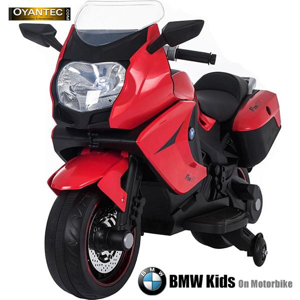 موتور شارژی BMW XMX 316 RED