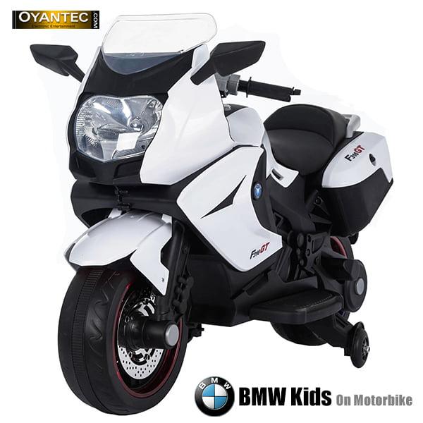 موتور شارژی BMW XMX 316 White