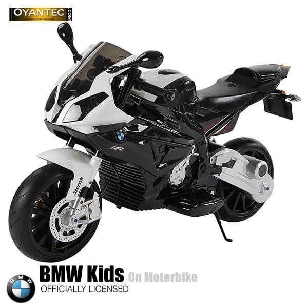 موتور شارژی BMW S1000 RR BLACK