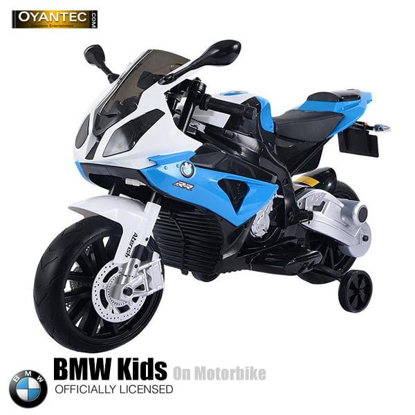 موتور شارژی BMW S1000 RR BLUE