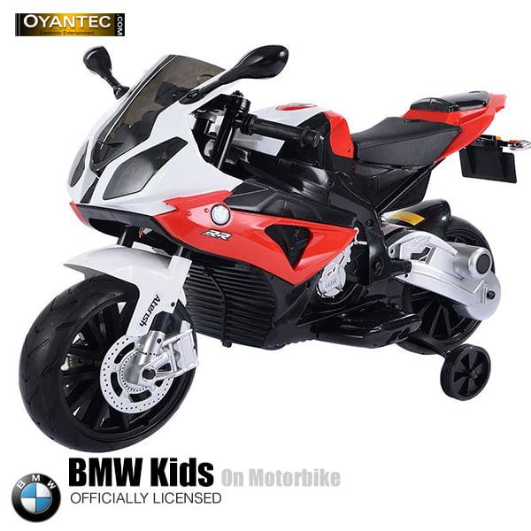 موتور شارژی BMW S1000 RR RED