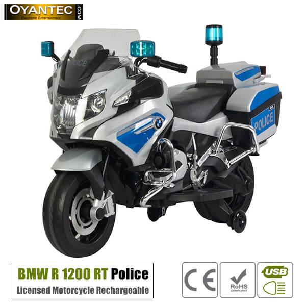 موتور شارژی پلیس مدل R 1200 RT