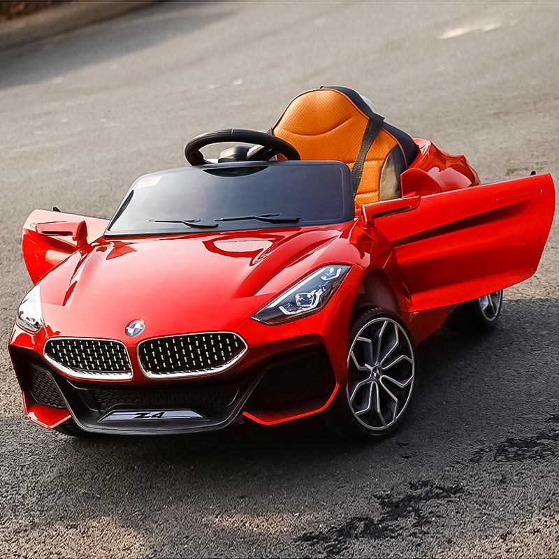 ماشین شارژی سواری BMW Z4 SUV رنگ قرمز متالیک