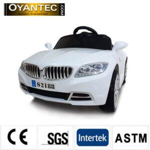 ماشین شارژی BMW S2188 رنگ سفید