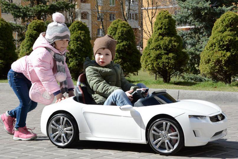 ماشین شارژی مناسب برای کودک