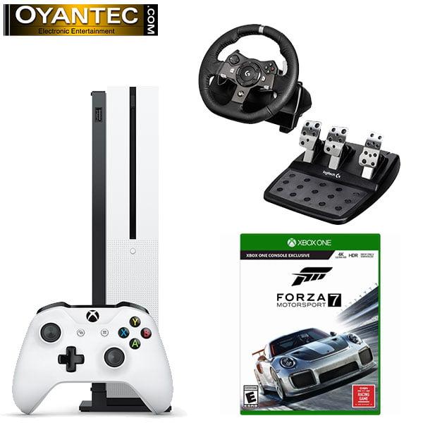 مجموعه کنسول بازی مایکروسافت مدل Xbox One S هارد 500 گیگ